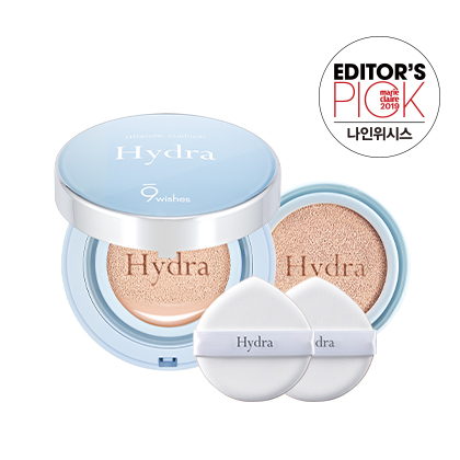 Hydra Ampule Cushion SPF50+ PA+++ (+1 refill free gift)